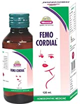 Wheezal Femo Cordial 120 ml (PACK OF 3)