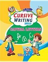 Capital letters writing book