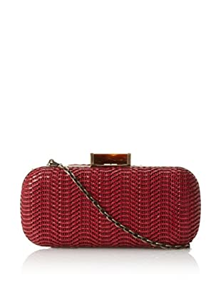 Urban Expressions Women's Jazz Clutch, Berry