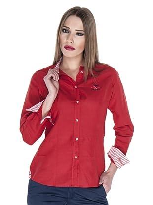 Giorgio Di Mare Camisa Bellini (Rojo)
