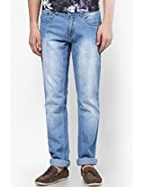 Light Blue Slim Fit Jeans Newport