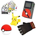 TOMY Pokémon Pokedex Trainer Kit