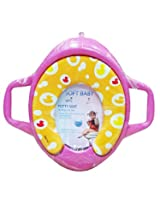 Wonderkids Duck Print Soft Baby Potty Seat ( MW-799-DPSS )