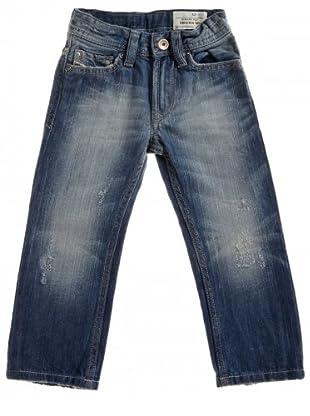 Diesel Kid Jeans Viker Sp5 (Denimblau)
