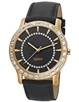 Esprit Analog Black Dial Women's Watch - ES104512002