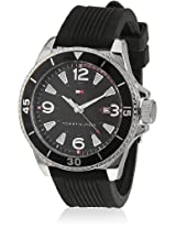 Tommy Hilfiger Analog Black Dial Men's Watch - NTH1790754J