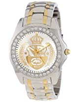 Marc Ecko Men's E10561G1 Encore Oz Two Tone Stainless Steel Watch
