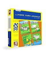 ToyKraft More Farm Animals