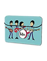 The Beatles 11 inches sleeve for MacBook Air sleeve