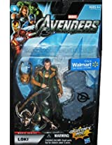 Marvel Legends Avengers Movie 6 Action Figure Loki Includes Collectors Base