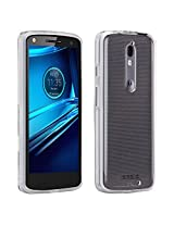 Case-Mate Carrying Case for Motorola Droid Turbo 2 - Retail Packaging - Clear