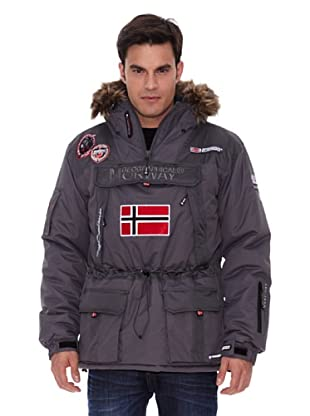 Geographical Norway Abrigo Corto Austral (Gris)