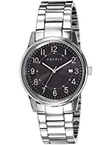 Esprit ES Gentle Ultimate Night Analog Black Dial Men's Watch - ES108701006