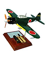 Mastercraft Collection Planes and Weapons Series Mitsubishi A6M5 Zero Model Scale:1/37