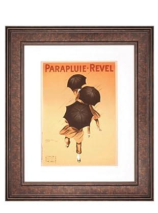 Parapluie Revel, 16 x 20