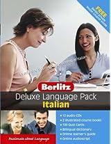 Italian Berlitz Deluxe Language Pack