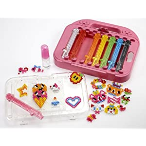 【クリックでお店のこの商品のページへ】Amazon.co.jp | アクアビーズアート エクセラキュート AQ-S18 | おもちゃ 通販