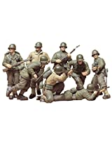 Tamiya 1/35 Scale US Infantry Western Europe WWII TAM35048