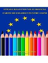 Steagurile Uniunii Europene: Carte De Colorat Pentru Copii