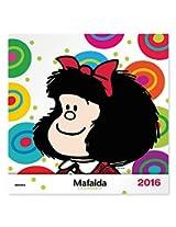 Mafalda 2016 Calendario de colección