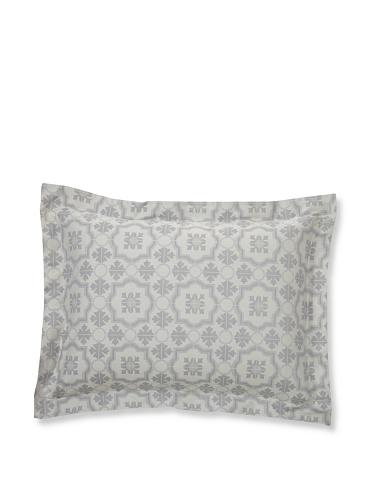 Mili Designs Gioto Pillow Sham (Grey)