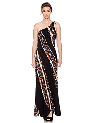 Mahal Vestido de Tiras (Negro)