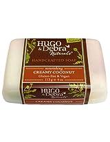 Hugo Naturals Handcrafted Soap Creamy Coconut 4 Oz