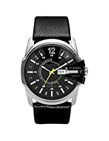 Diesel Analog Black Dial Men's Watch - DZ1295