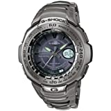 [JVI]CASIO rv G-SHOCK W[VbN The G ^t\[[ dgv TITANIUM BAND GW-1600TDJ-8AJF YG-SHOCK(W[VbN)