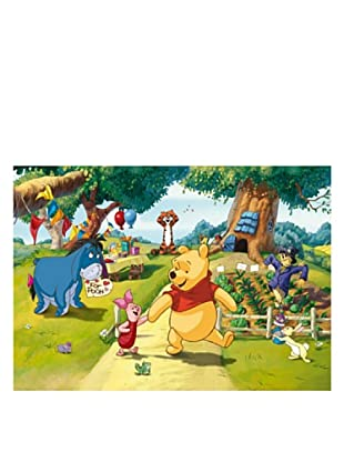 Fotomural Winnie The Pooh 255 x 180
