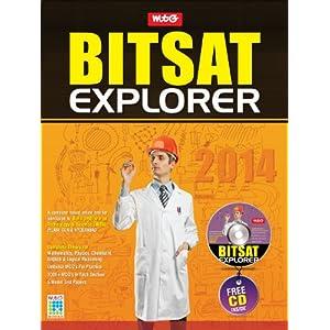 BITSAT Explorer 2014 (With CD)