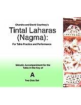 Tintal Lahara (Nagma): For Tabla Practice and Performance (A)