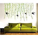 Decal Dzine Sofa Background Vine