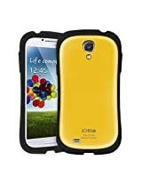 iOttie CSCEIO133 iOttie Macaron Protective Case Cover for Samsung Galaxy S4 IV (Yellow) - Carrying Case - Retail Packaging - Yellow