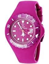 Purple Jelly Thorn Unisex Watch (Jtb18Am)