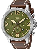 Fossil End-of-season Cecile Analog Off-White Dial Women's Watch - AM4634