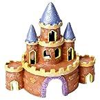 GloFish Castle Ornament for Aquarium, Large