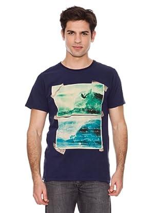 O'Neill Camiseta Manga Corta T-Steem (Marino)