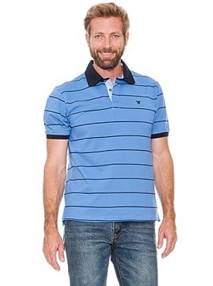Titto Bluni Polo Clásico (Azul)