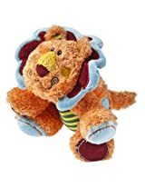 """Mary Meyer Cheery Cheeks Lil' Lively Lion 7"""""""