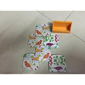 RTKS Creations Coaster Set(6 Pics with one holder) - Birds