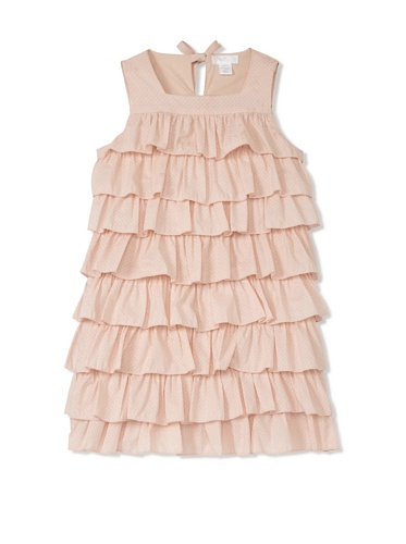 Neige Girl's Natalia Dress (Blush)