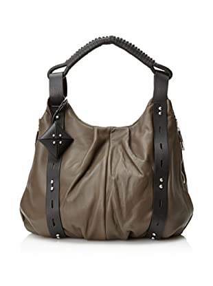 Allibelle Women's Mohawk Hobo (Sable/Black)