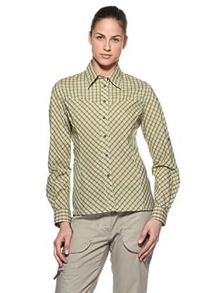 Salewa Camisa Angel SPO Dry (Manzana)
