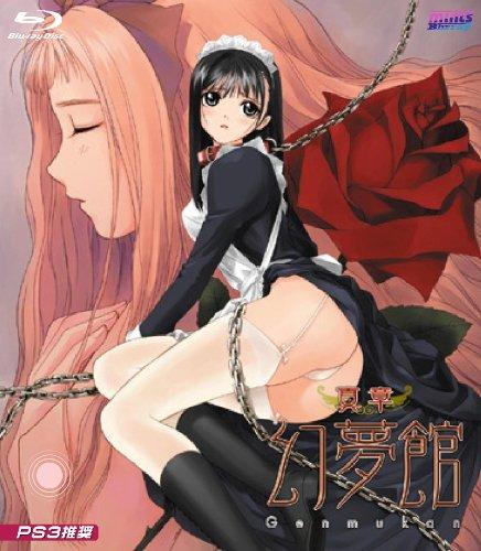 真章・幻夢館 BDゲーム Blu-ray