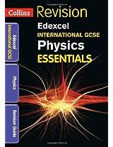 Collins IGCSE Essentials - Edexcel International GCSE Physics: Revision Guide