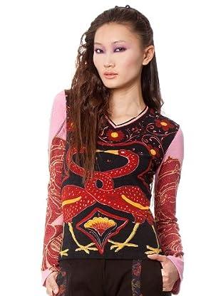Custo Camiseta Garte (Multicolor)