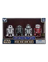 Disney Droid Factory Box Set Star Wars: The Force Awakens