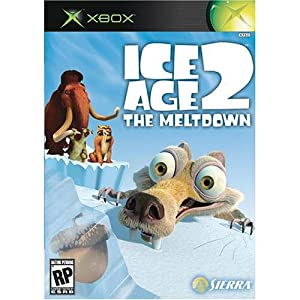 Ice Age 2: The Meltdown - Xbox