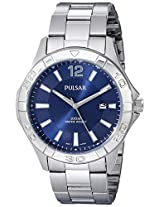 Pulsar Men's PH9077X Analog Display Analog Quartz Silver Watch